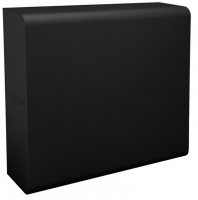 SUBLIME-BL Passiver Wand-Subwoofer